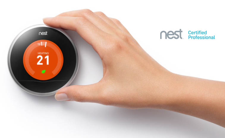 Nest Thermostat - We are Certified Installters
